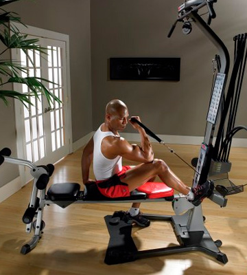 Review of Bowflex Blaze Home Gym