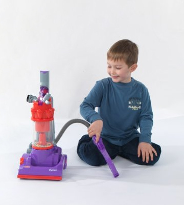 Review of CASDON Dyson DC DC14 Toy Vacuum