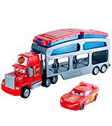 Mattel Disney/Pixar Toy Cars Color Change Mack Dip & Dunk Trailer