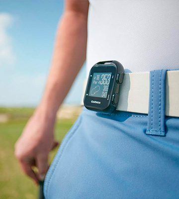 Review of Garmin Approach G10 Handheld Golf GPS