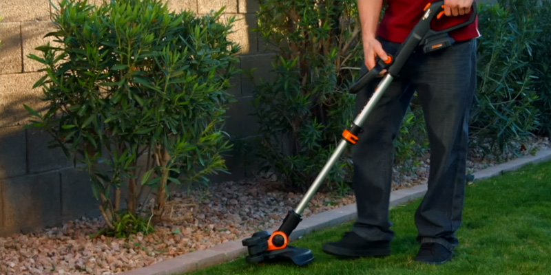 Review of WORX WG163 GT 3.0 20V Cordless Grass Trimmer