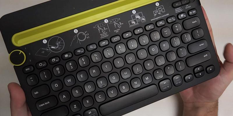 Review of Logitech K480 Bluetooth Multi-Device Keyboard
