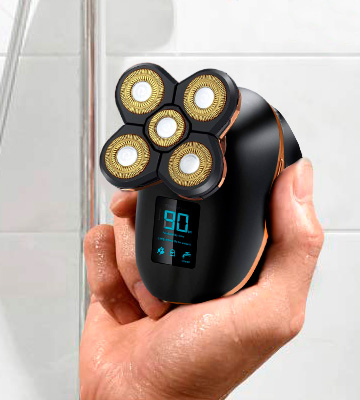 Review of OriHea 5 in 1 Grooming Kit Electric Shaver