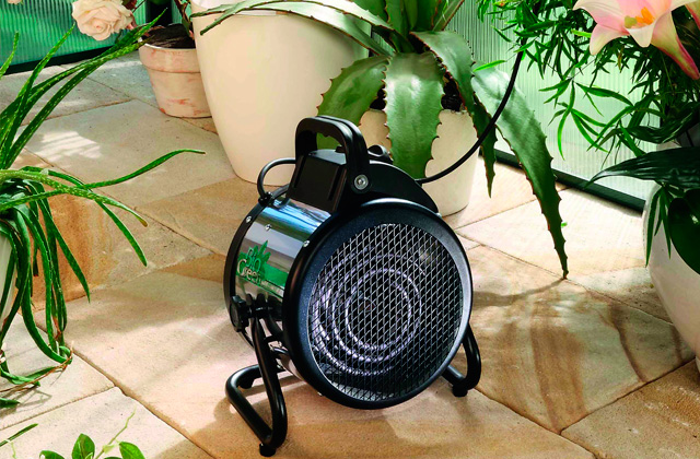 Best Greenhouse Heaters