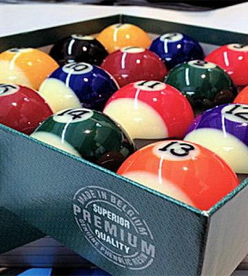 Review of Aramith Premium Billiard/Pool Complete 16 Ball Set