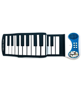 PicassoTiles Flexible Digital Music Piano Keyboard
