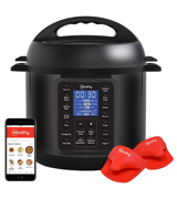 Mealthy MultiPot 9-in-1 6 Quart 2.0 Programmable Pressure Cooker