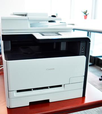 Review of Canon Office Products MF628Cw imageCLASS Wireless Color Printer with Scanner, Copier & Fax
