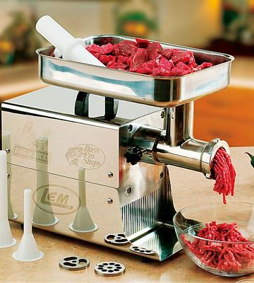 Review of LEM 777A Big Bite Grinder