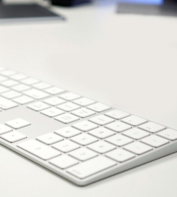 Review of Apple MLA22LL/A Magic Keyboard