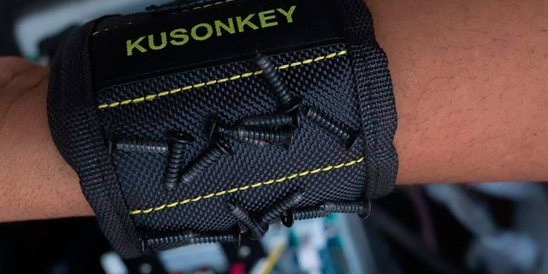 Review of Kusonkey XMS1555 Magnetic Wristband