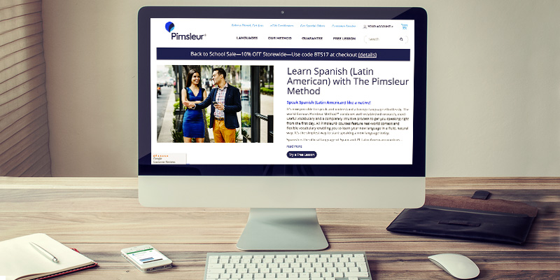 Review of Pimsleur Learn Spanish Courses