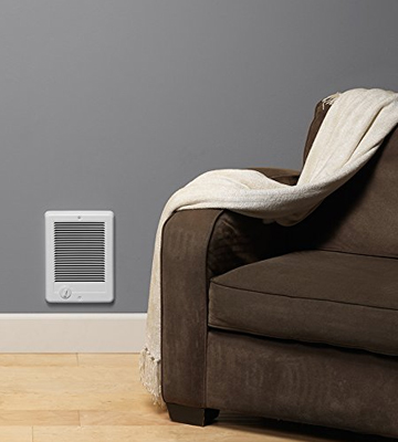 Review of Cadet CBC103TW Eelectric Wall Heater with Thermostat