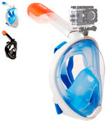 Vangogo 180° Full Face Snorkel Mask
