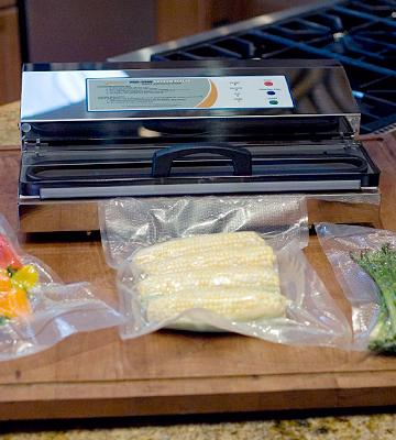 Review of Weston 65-0201 Pro-2300 Vacuum Sealer