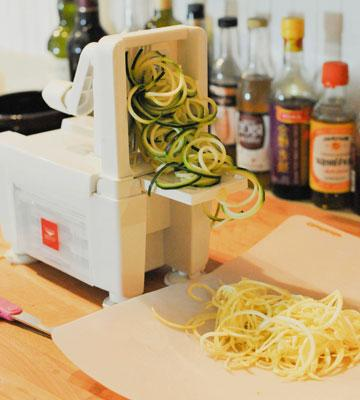Review of Paderno World Cuisine A4982800 Spiralizer Pro