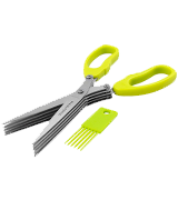 Utopia Kitchen 5 Blade Herb Scissors