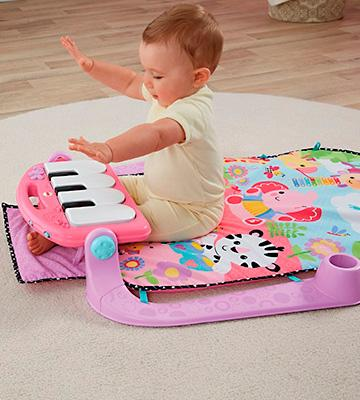 Review of Fisher-Price Kick and Play Piano Mat