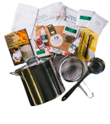 Standing Stone Farms Complete Cheese Making Kit - Equipment & Ingredients +DVD