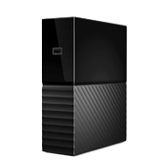 Western Digital My Book Desktop External Hard Drive (USB 3.0)