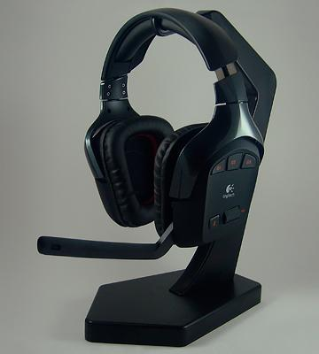 Review of Logitech G930 Wireless Gaming Headset