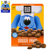 Blue Dog Bakery iBD 10125 DP 6/10oz Dog Treats
