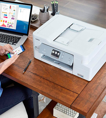 Review of Brother MFC-J995DW All-in-One Wireless Inkjet Printer