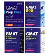 Kaplan Test Prep The Ultimate in Comprehensive Self-Study for GMAT