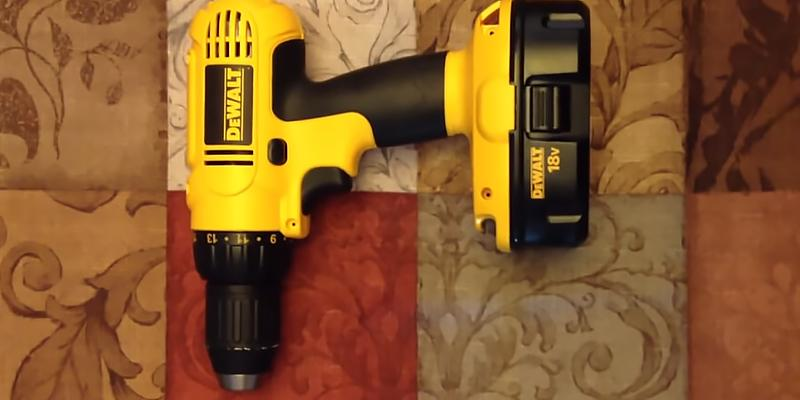 Review of DEWALT DC970K-2 Compact Drill / Driver Kit