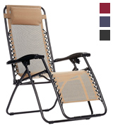 AmazonBasics LF60040 Zero Gravity Chair