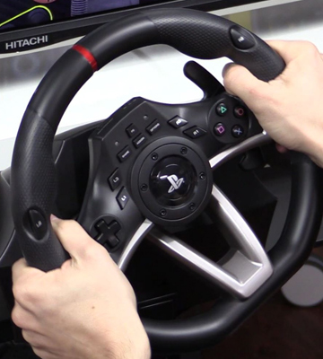 Review of HORI Racing Wheel Apex for PS4/PS3/PC