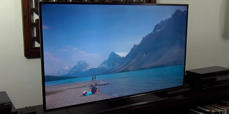 Detailed review of Samsung UN60J6200AFXZA Big Screen 1080p LED TV