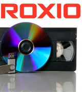 Roxio 251000 VHS to DVD 3 Plus Video Converter for PC