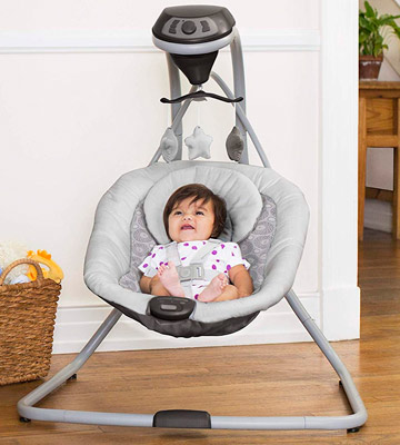 Review of Graco Simple Sway Baby Swing