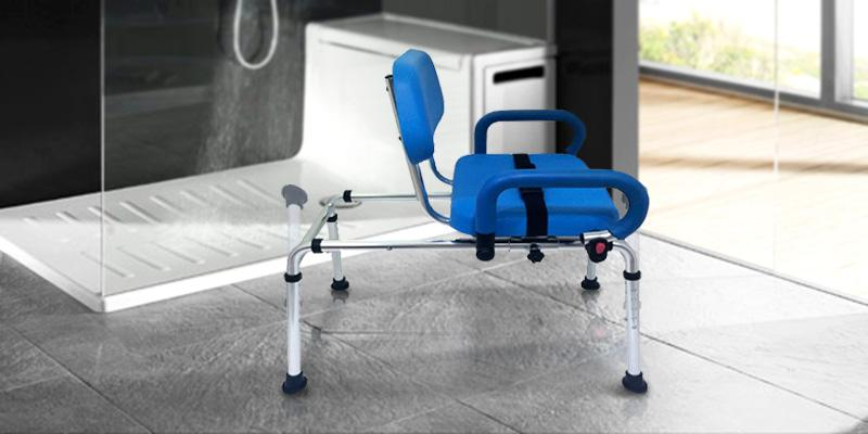 Review of Platinum Health Carousel Sliding Transfer Bench with Swivel Seat