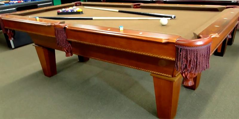 Fat Cat Frisco II 7.5' Pool/Billiard Game Table in the use