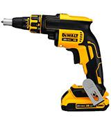 DEWALT DCF620D2 Brushless Drywall ScrewGun