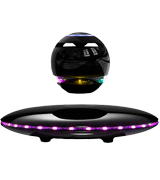 Infinity Orb (WB-46-3) Magnetic Levitating Speaker (Bluetooth, Microphone and Touch Buttons)