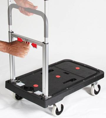 Review of Welcom Magna Cart Flatform 300 lb