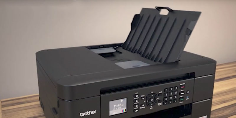 Detailed review of Brother MFCJ460DW Wireless Color Inkjet Printer