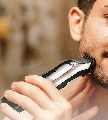 Review of Wahl 9916-817 Clipper Groomsman Trimmer for Men, for Beard