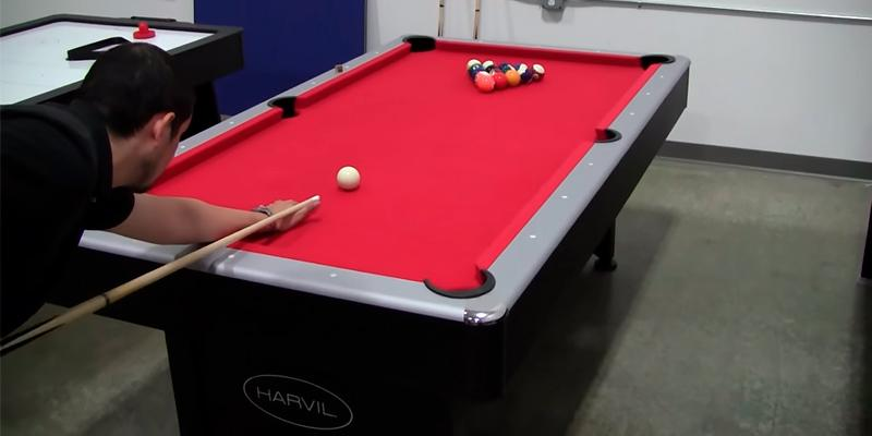 Detailed review of Hathaway Maverick 2-in-1 Table Tennis and Pool Table