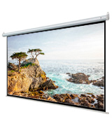 "Homegear LYSB00J22TM7Y-ELECTRNCS 110"" HD Motorized 16:9 Projector Screen"