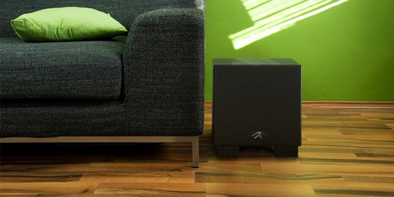 Review of MartinLogan Dynamo Home Theater and Stereo Subwoofer