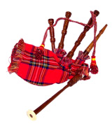 Grover W600 Child Size Bagpipes with Instruction Sheet