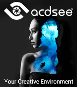 ACDSee Photo Editor 10 Your creative environment..