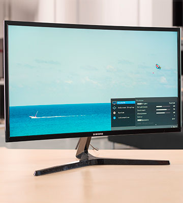 Review of Samsung LC27F398FWNXZA 27-Inch Curved Monitor