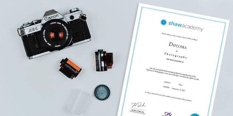 Detailed review of ShawAcademy Photography Courses