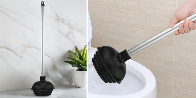 Review of Neiko 60166A Toilet Plunger