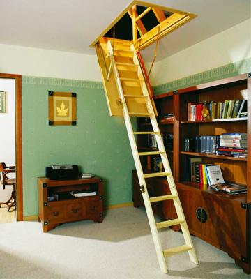 Review of FAKRO 66809 Insulated Attic Ladder